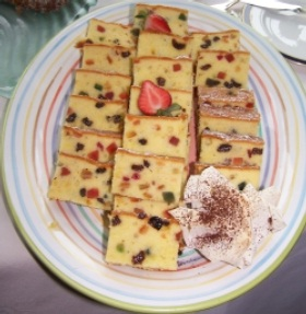 Resep English Fruit Cake